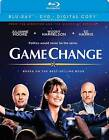 Game Change (Blu-ray Disc, 2013, 2-Disc Set, Includes Digital Copy; UltraViolet)