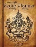 Vedic Planner : 2012, Cole, Freedom, 0985012218