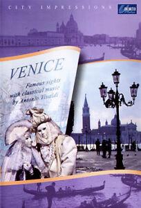City Impressions - Venice (DVD, 2004)