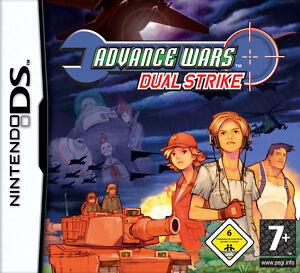 Advance Wars: Dual Strike Nintendo DS - Deutsche Version sehr guter Zustand - Deutschland - Advance Wars: Dual Strike Nintendo DS - Deutsche Version sehr guter Zustand - Deutschland
