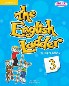 The English Ladder Level 3 Pupil's Book, Scott, Katharine, House, Susan, Very Go
