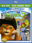 Shrek 2 (Blu-ray/DVD, 2011, 2-Disc Set)