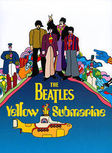 Beatles, The - Yellow Submarine (DVD, 20...