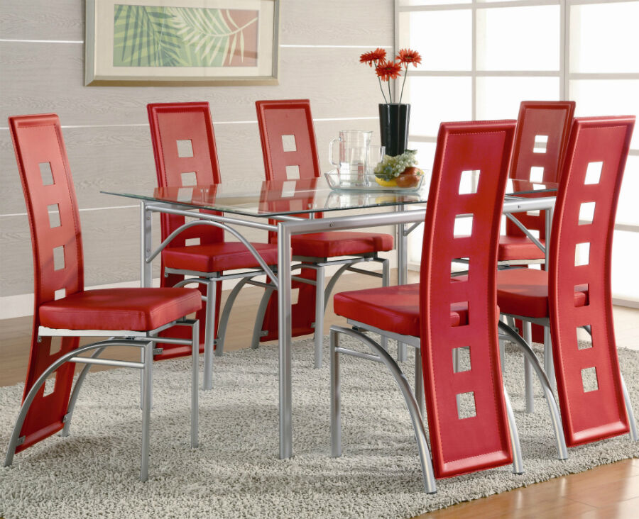 How To Buy A Glass Dining Room Set