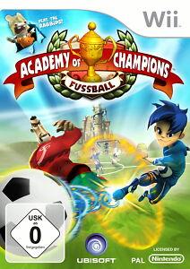 Academy of Champions: Fußball (Nintendo Wii, 2009, DVD-Box) - <span itemprop='availableAtOrFrom'>Schönwies, Österreich</span> - Academy of Champions: Fußball (Nintendo Wii, 2009, DVD-Box) - Schönwies, Österreich
