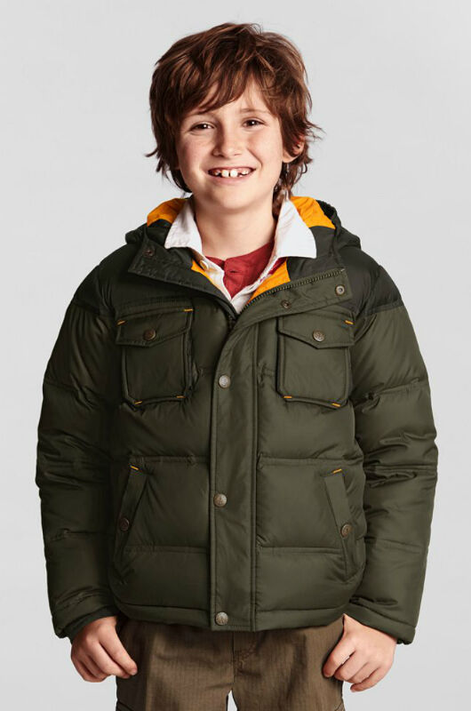 Puffer Vests and Jackets