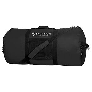 Outdoor Products Utility 57l Duffle Bags Black