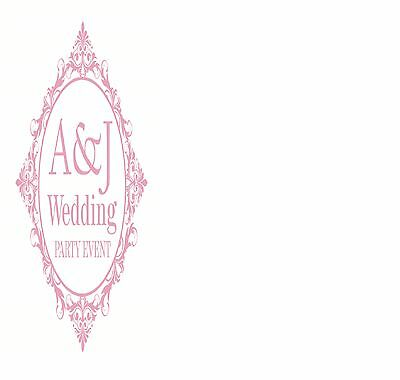 A&J Wedding Party Event