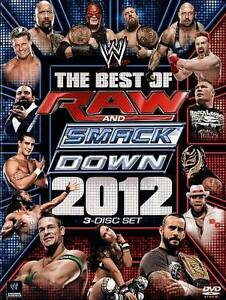 BRAND-NEW-WWE-The-Best-of-Raw-and-Smackdown-2012-DVD-2013-3-Disc-Set