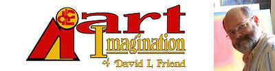 Art Imagination of David L Friend