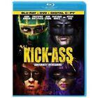 Kick-Ass (Blu-ray/DVD, 2010, 3-Disc Set, Includes Digital Copy)