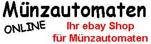 Münzautomaten-Online