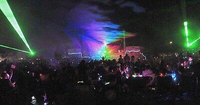Satellite TV LED Lighting Lasers