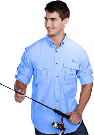 Was muss ein Angler beim Kauf von Hemd und T-Shirt beachten?