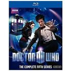 Doctor Who: The Complete Fifth Series (Blu-ray Disc, 2010, 6-Disc Set) (Blu-ray Disc, 2010)