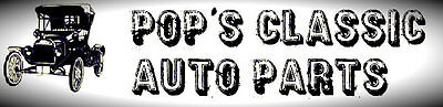 Pop's Classic Car Parts