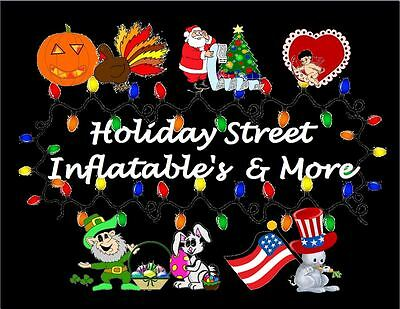 HOLIDAY STREET INFLATABLES AND MORE