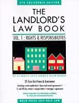 The Landlord's Law Book, David W. Brown and Ralph E. Warner, 0873373197