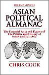 The Facts on File Asian Political Almanac, Chris Cook, 0816025851