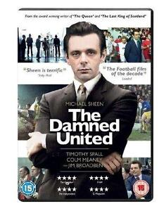 The Damned United (DVD, 2010)