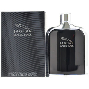 d05080938 Jaguar Classic Black 3.4oz Men's Eau de Toilette for sale online | eBay