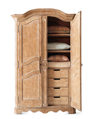 How to Buy an Antique Pine Wardrobe