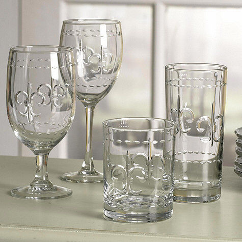 How to Buy Used Glassware