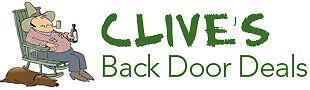 Clive's Back Door Deals