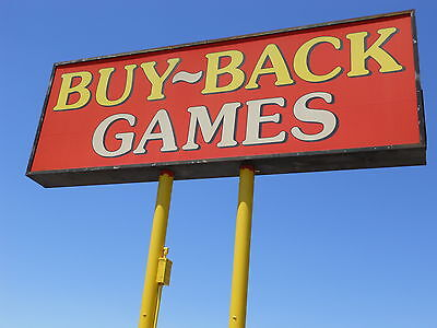Buy-Back Games