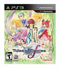 Sony PlayStation 3 Tales of Graces f Video Games
