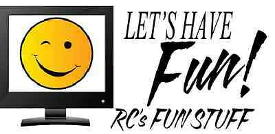 RC's FUN STUFF