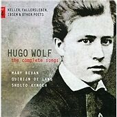 Hugo Wolf The Complete Songs Volume. 4: Keller, Fallersleben, Ibsen NEW & SEALED