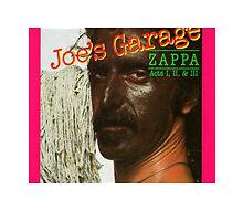 Joe's Garage: Act 1, 2 & 3 by Frank Zappa (CD, May-1995, 2 Discs, Ryko Distribut