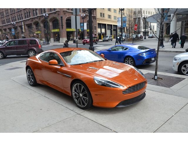 1 owner aston martin virage madagascar orange w grey leather call rudy used aston martin. Black Bedroom Furniture Sets. Home Design Ideas