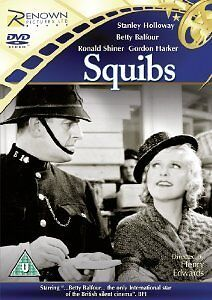 SQUIBS - DVD - REGION 2 UK NEW & SEALED 1st Class Post!
