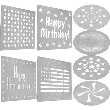 Cake Decorating Stencils Buying Guide