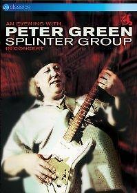 Peter Green Splinter Group - An Evening With (DVD, 2012, 2-Disc Set)