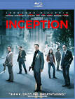 Inception (Blu-ray Disc, 2012, 2-Disc Set, Includes Digital Copy; UltraViolet)