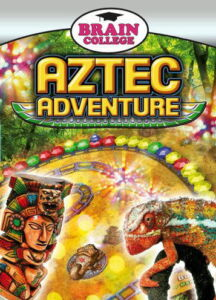 Brain College: Aztec Adventure (PC, 2008, DVD-Box)