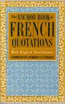 French Quotations, Norbert Guterman, 0385413920