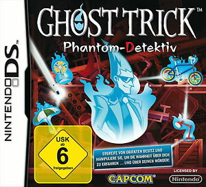 Ghost Trick: Phantom-Detektiv (Nintendo DS, 2011)