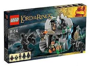 LEGO 9472 LORD OF THE RING ÜBERFALL AUF DIE WETTERSPITZE ATTACK ON WEATHERTOP - Deutschland - LEGO 9472 LORD OF THE RING ÜBERFALL AUF DIE WETTERSPITZE ATTACK ON WEATHERTOP - Deutschland
