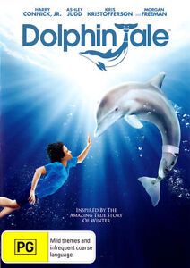 Dolphin Tale NEW R4 DVD