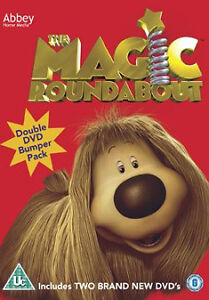 Magic-Roundabout-Dougal-039-s-Darling-The-Wishing-Tree-DVD-2008-DVD-NEW-SEALED
