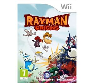 Rayman Origins Nintendo Wii 2011 PAL Excellent Condition - <span itemprop=availableAtOrFrom>Leicester, United Kingdom</span> - Rayman Origins Nintendo Wii 2011 PAL Excellent Condition - Leicester, United Kingdom