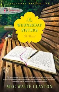 THE-WEDNESDAY-SISTERS-by-Meg-Waite-Clayton-2009-Trade-Paperback