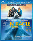 Big Miracle (Blu-ray/DVD, 2012, Canadian)