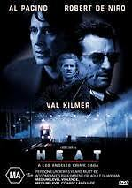 Heat (DVD, 2000) R4 New, ExRetail Stock (D157)(D3)