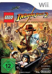 LEGO Indiana Jones 2 - Die neuen Abenteuer (Nintendo Wii, 2009, DVD-Box) - <span itemprop=availableAtOrFrom>Kappeln, Deutschland</span> - LEGO Indiana Jones 2 - Die neuen Abenteuer (Nintendo Wii, 2009, DVD-Box) - Kappeln, Deutschland