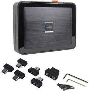 buy alpine pdx v9 5 channel car amplifier online ebay